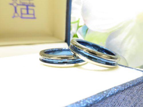 輪ファミリーの結婚指輪|IMG_2129