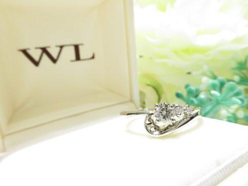 輪ファミリーの婚約指輪|IMG_2385