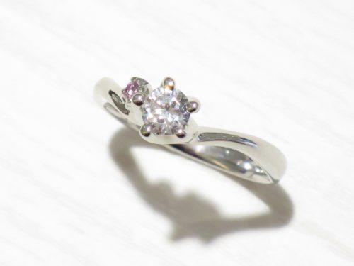 輪高崎工房の婚約指輪|IMG_2561