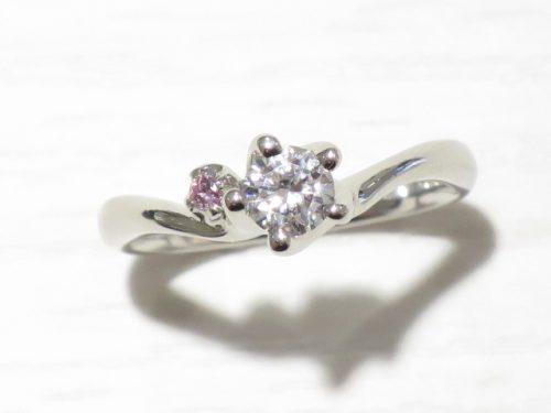 輪高崎工房の婚約指輪|IMG_2564