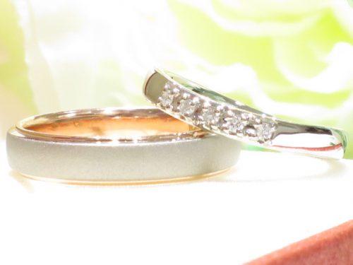 輪ファミリーの結婚指輪|img_2798
