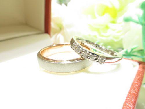 輪ファミリーの結婚指輪|img_2799