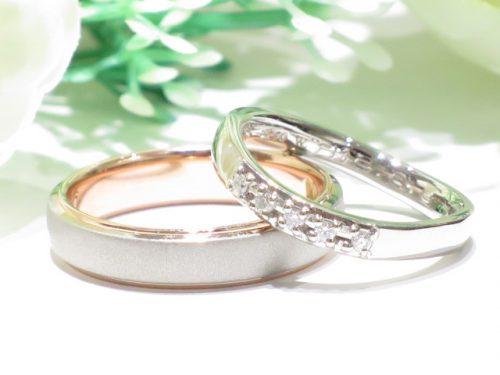 輪ファミリーの結婚指輪|img_2800