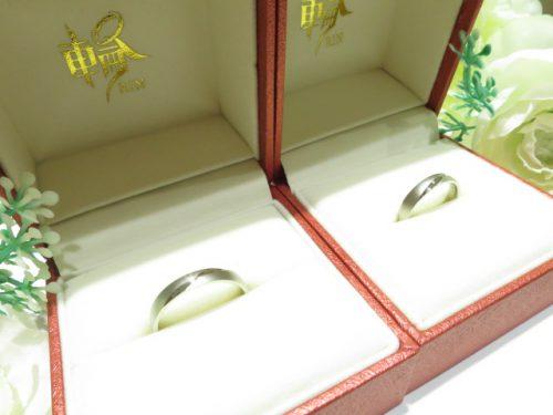 輪ファミリーの結婚指輪|img_2801