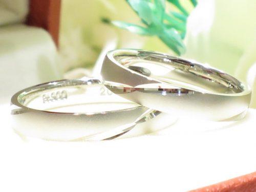 輪ファミリーの結婚指輪|img_2802