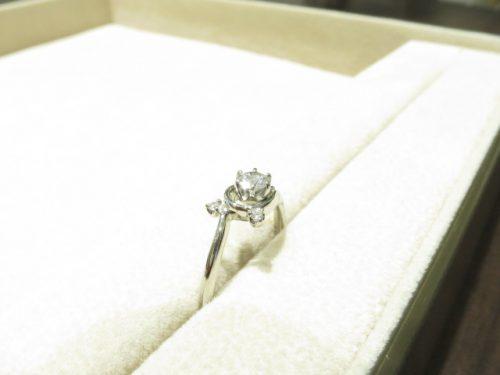 お客様の婚約指輪|img_3090