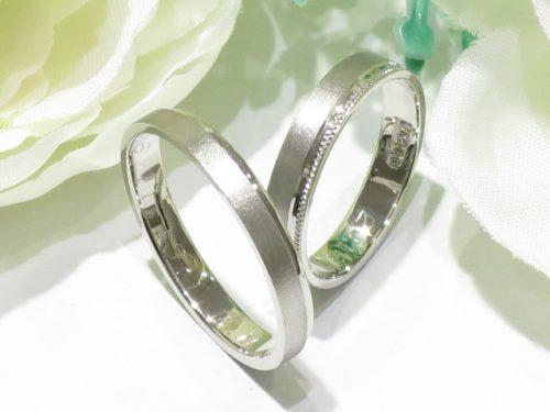 輪ファミリーの結婚指輪|img_3110
