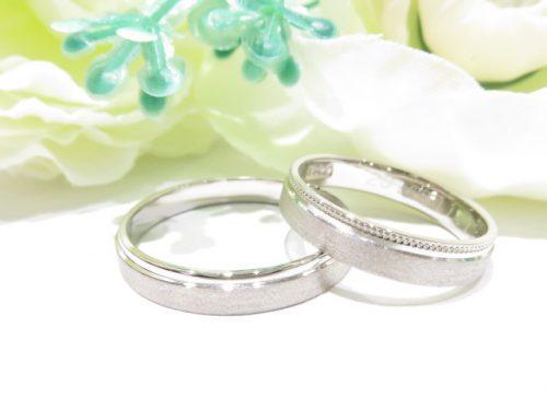 輪ファミリーの結婚指輪|img_3112