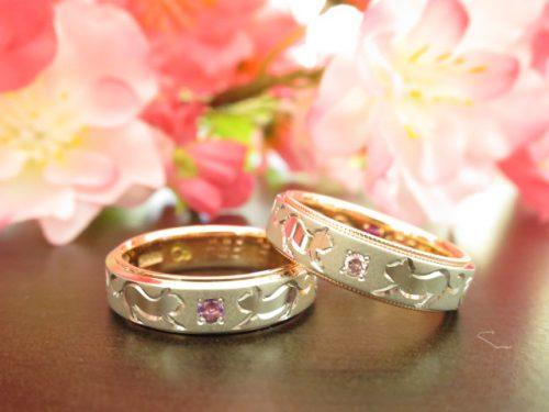 お客様の結婚指輪|img_3589