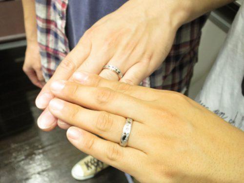 お客様の結婚指輪|img_3597