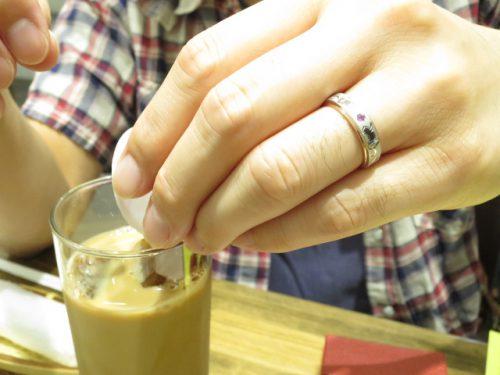 お客様の結婚指輪|img_3598