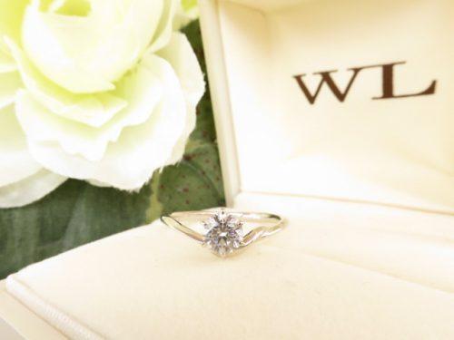 高崎工房の婚約指輪|img_3780