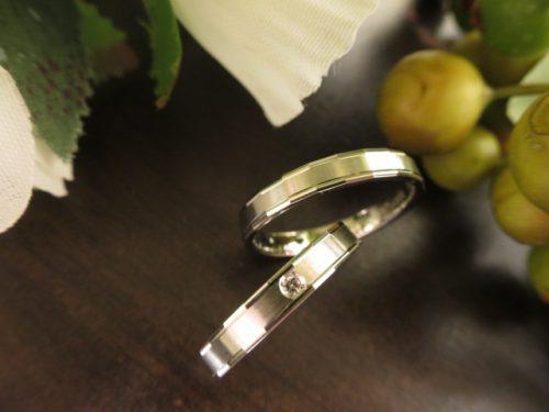 お客様の結婚指輪|img_4148