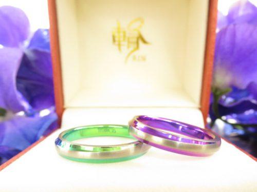 お客様の結婚指輪|img_4167
