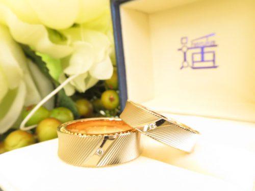 お客様の結婚指輪|img_4169