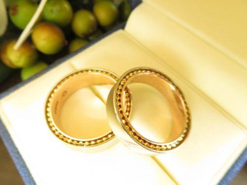 お客様の結婚指輪|img_4171