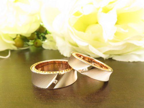 お客様の結婚指輪|img_4172