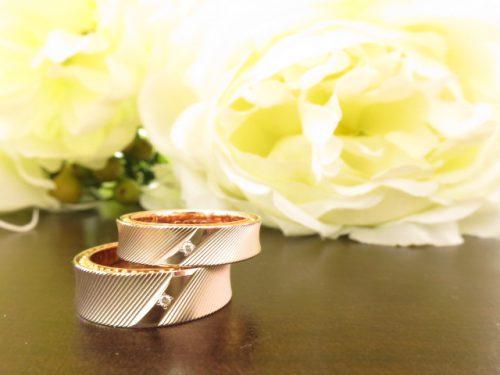 お客様の結婚指輪|img_4173