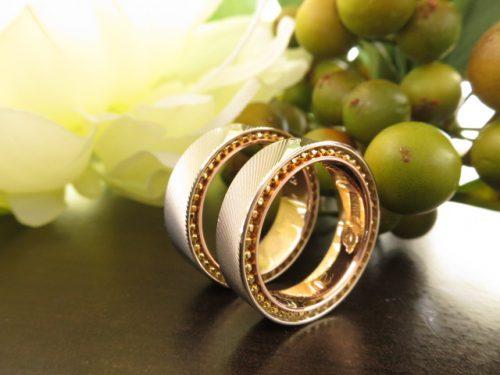 お客様の結婚指輪|img_4175