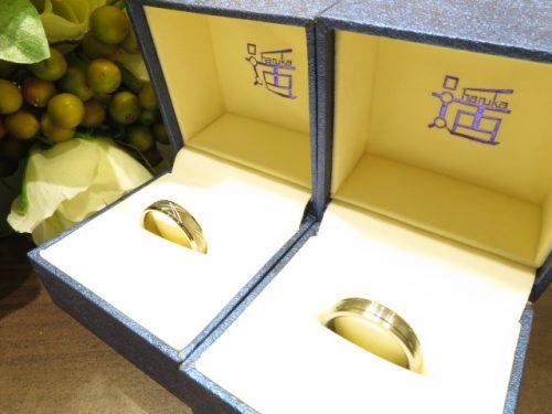 お客様の結婚指輪|img_4184