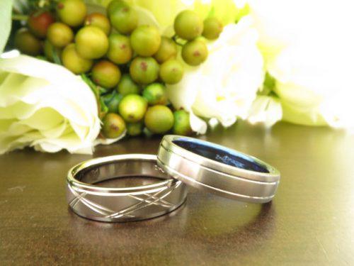 お客様の結婚指輪|img_4186