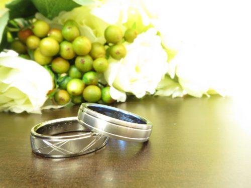 お客様の結婚指輪|img_4189