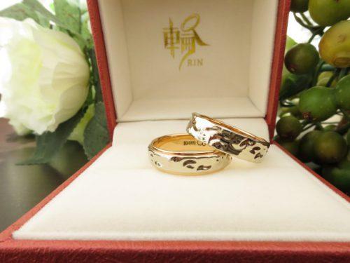 お客様の結婚指輪|img_4218