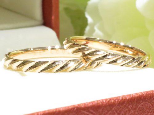 輪ファミリーの結婚指輪|img_4360
