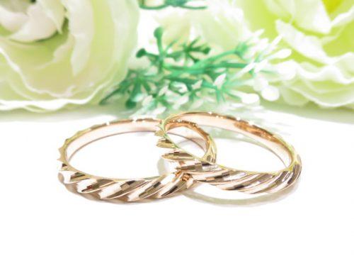 輪ファミリーの結婚指輪|img_4362