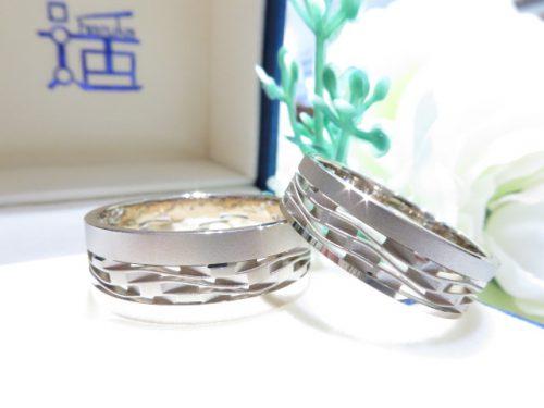 輪ファミリーの結婚指輪|img_4473