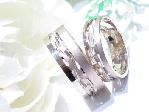 輪ファミリーの結婚指輪|img_4474