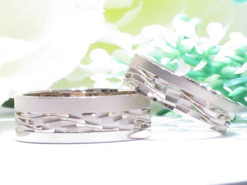 輪ファミリーの結婚指輪|img_4475