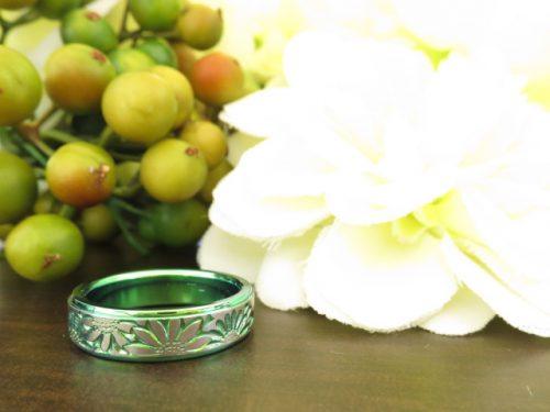 お客様のプレゼント・結婚指輪|img_4763