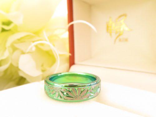 お客様のプレゼント・結婚指輪|img_4764