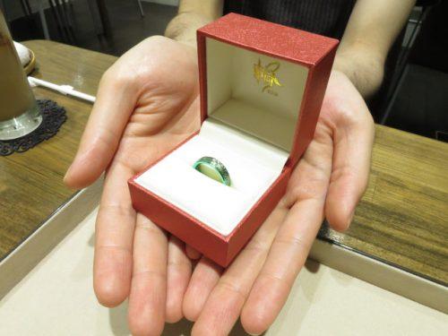 お客様のプレゼント・結婚指輪|img_4766