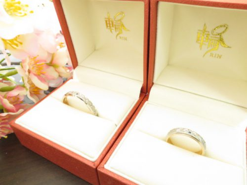 お客様の結婚指輪|img_5927