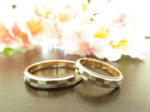 お客様の結婚指輪|img_5930