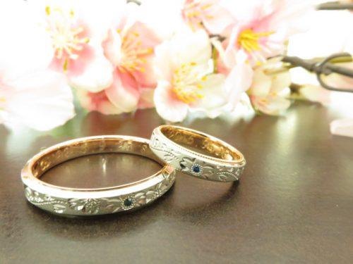 お客様の結婚指輪|img_5936