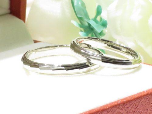 輪ファミリーの結婚指輪|img_5978