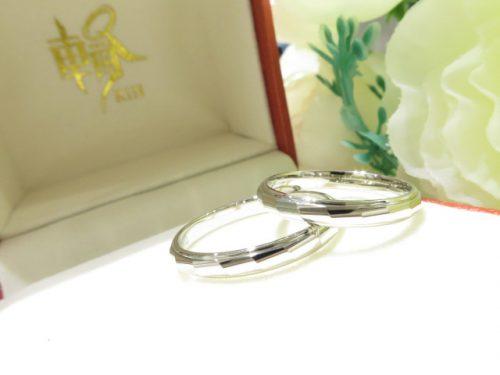 輪ファミリーの結婚指輪|img_5979