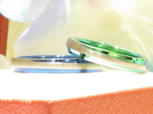 輪ファミリーの結婚指輪|img_6358