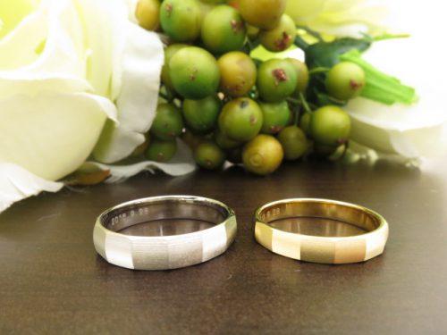 お客様の結婚指輪|img_6518