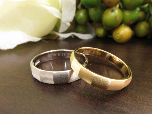 お客様の結婚指輪|img_6520