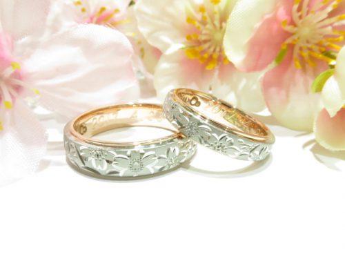 輪ファミリーの結婚指輪|img_6544