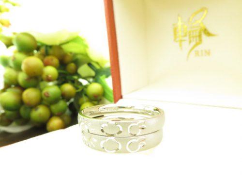 お客様の結婚指輪|img_6637