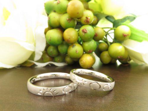 お客様の結婚指輪|img_6638