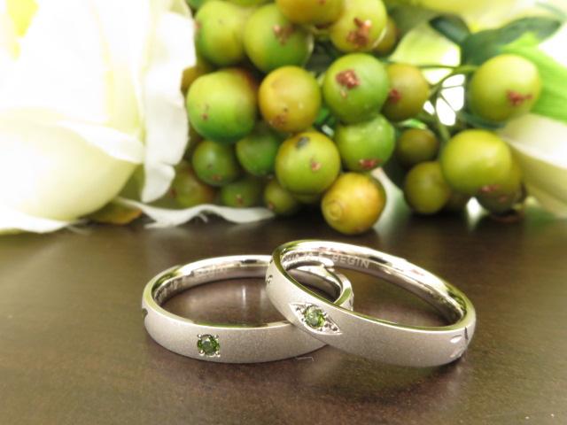 お客様の結婚指輪|img_6639