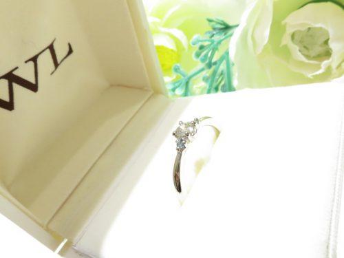 輪ファミリーの婚約指輪|img_6740