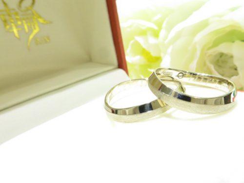 輪ファミリーの結婚指輪|img_6850