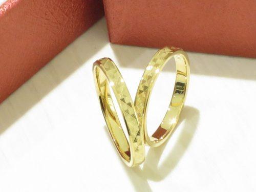 輪ファミリーの結婚指輪|img_6966